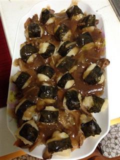 海苔土豆泥