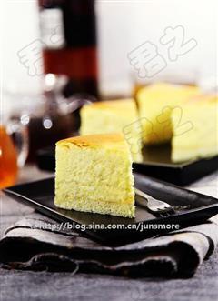 梳乎厘芝士蛋糕