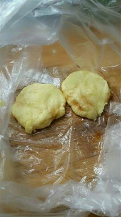 自制微波炉鸡蛋饼干