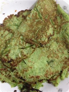 减肥黄瓜煎饼