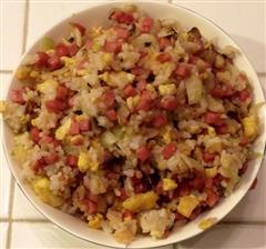 火腿蛋炒饭-恒哥的处女作