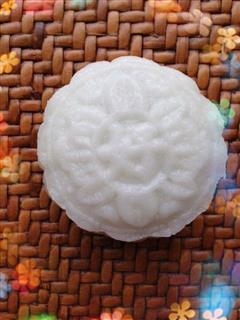 冰皮月饼-枣泥馅