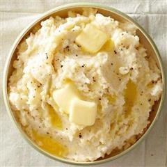 懒人土豆泥—简单健康又好吃