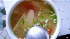 番茄竹笋排骨汤