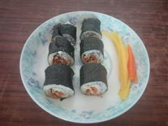 简单寿司卷