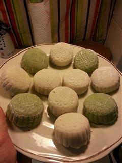 冰皮月饼初体验