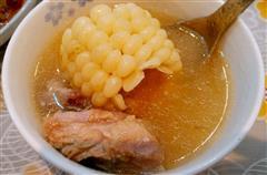 玉米排骨汤-电压力锅版