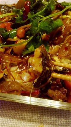半斤油烤鱼