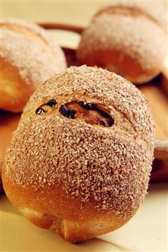 水果胚芽全麦面包