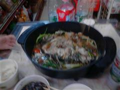 清蒸水煮鱼