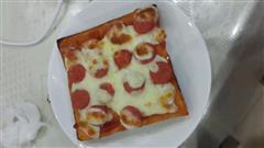 自制超简单披萨