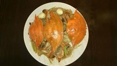 粉丝赛螃蟹