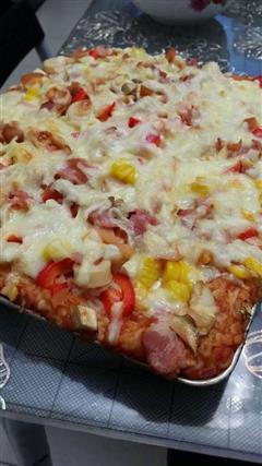 轻松做披萨