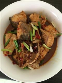 麻辣水煮鱼块