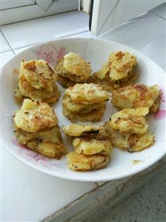 土豆系列一好吃到没朋友的土豆泥饼