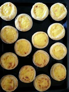 葡式蛋挞-酥香甜美型