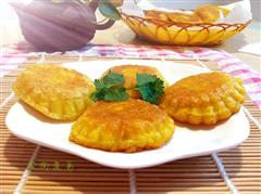 糯香南瓜饼