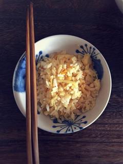 泡姜瑶柱蛋炒饭 霜降-食