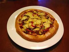 意大利田园披萨