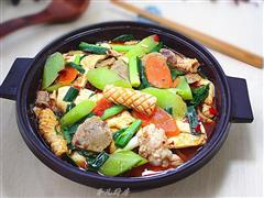 千页豆腐麻辣香锅