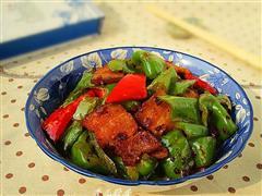 辣椒回锅肉