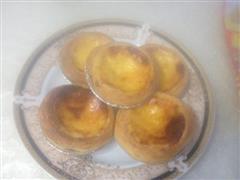 超简单葡式蛋挞