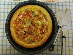 群英荟萃披萨