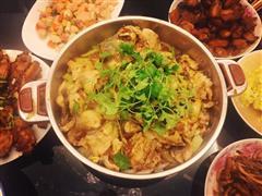 色香味俱全-干锅式水煮鱼