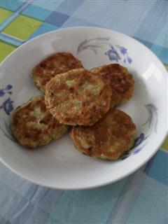 土豆泥小饼