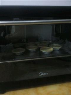 第一次做蛋挞