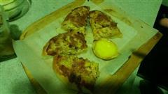 金枪鱼玉米披萨