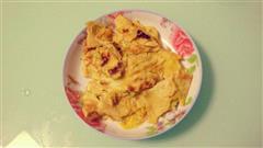 葫芦瓜鸡蛋饼