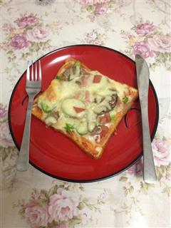 美味懒人mini披萨