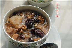 传统苏式腊八粥