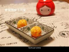 香焗培根土豆泥