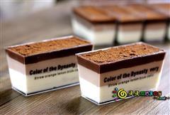 巧克力咖啡芝士蛋糕杯