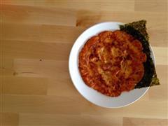 韩国kimchi煎饼