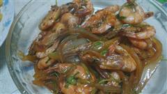 家常油焖大虾