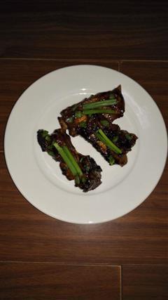 中式经典菜肴-红烧排骨