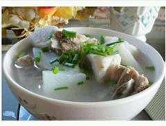 芋头萝卜排骨汤,冬日养生汤