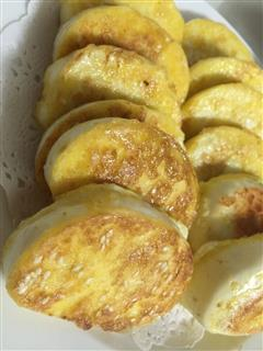 鸡蛋麦香馒头