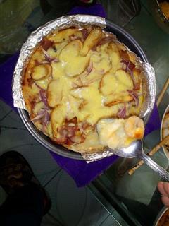 土豆泥披萨