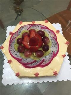 木瓜芝士蛋糕