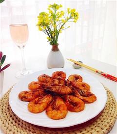 油焖大虾-宴客必备