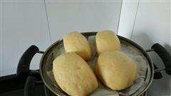 面包机版红薯馒头