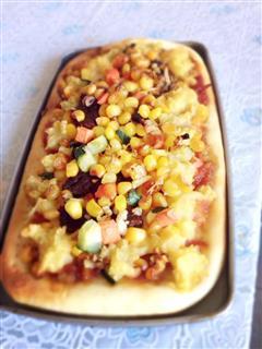 土豆泥系列披萨