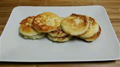 芝士土豆煎饼
