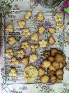 情人节曲奇饼干