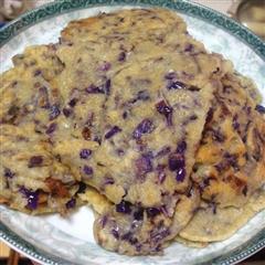 10分钟快手早餐—紫甘蓝煎饼