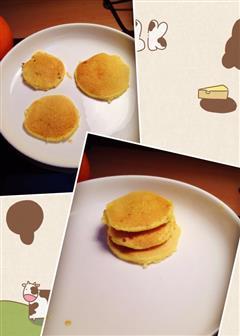 豆渣鸡蛋饼